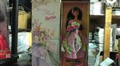MATTEL Spring Petals Barbie 1996 AVON Exclusive